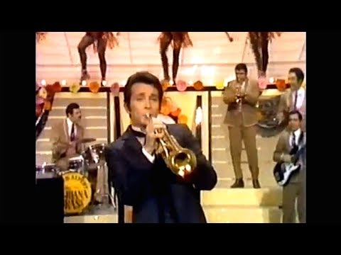 "Herb Alpert & The Tijuana Brass (Hollywood Palace) ""Tijuana Taxi""  1966 [HD with Remastered TV Mono]"