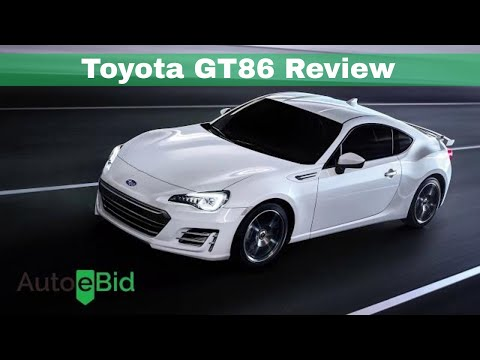 2018 Toyota GT86 Review
