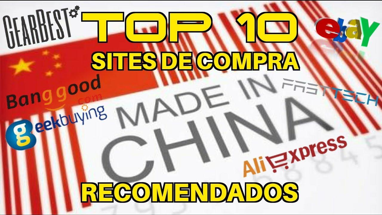 70c8f9d20da 🔵Top 10 sites de compra Chineses Confiáveis e Recomendados - YouTube