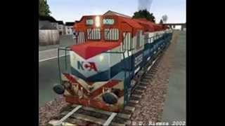 ferrocarriles argentinos de ayer y hoy