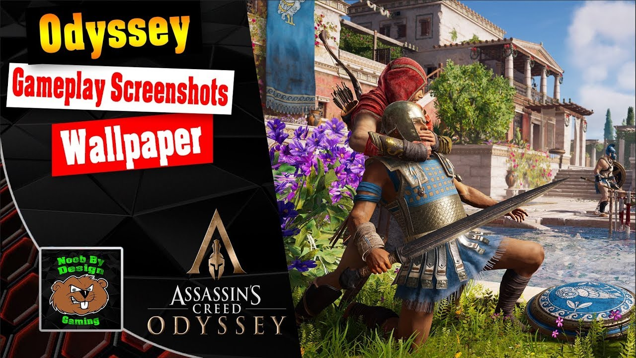 Assassin Creed Odyssey Gameplay Screenshots Wallpapers Gif S