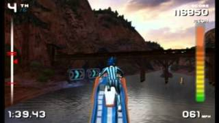 Let's Play Jet X2O Level 3: Hyperion Gorge