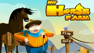 "Farm Games My Horse Farm ""Gameplay Video"""