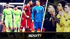 Deutsches CL-Desaster: Wieso ist die Bundesliga so abgestürzt?   SPORT1