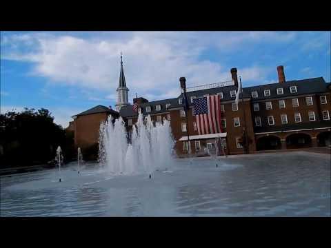 Alexandria City Hall at Market Square, Alexandria VA