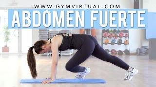 Fortalecer el abdomen y reducir grasa | Vientre plano
