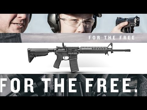How to Market an AR-15-Style Rifle: Use Freedom and Fun? | NYT