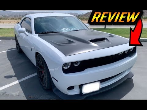 THIS IS WHY YOU NEED A DODGE CHALLENGER HELLCAT