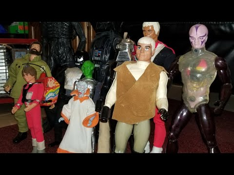 1970's Action Figures / Some Of My Favorites