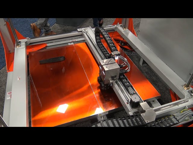 Large Format 3D Printer at Rapid + TCT