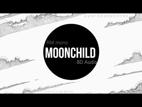 🎧 [8D] RM - moonchild 🎧 (check description)