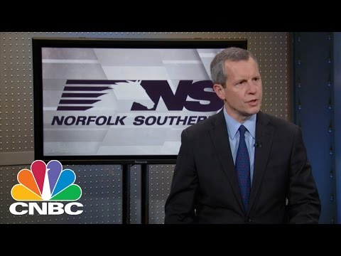 Norfolk Southern CEO: On The Right Track | Mad Money | CNBC
