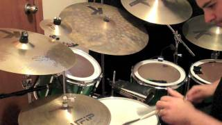 Train - Hey, Soul Sister - drum cover - Adrian Violi