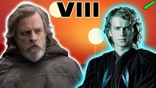 The VOICE LUKE HEARD as He Died in The Last Jedi Revealed - Star Wars Explained