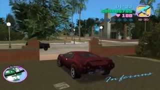 GTA Vice City - The Chase - Wwalkthrough Gameplay PC