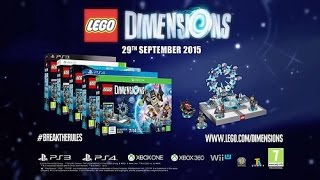 LEGO Dimensions   E3 Portal Trailer - The LEGO Toy Pad Does More