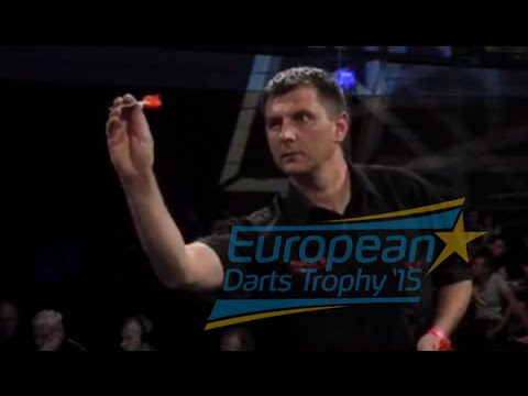 european darts trophy