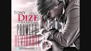 Tony Dize - Prometo Olvidarte (Allan Mora Remix)
