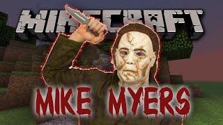 Minecraft MIKE MYERS #2 with Vikkstar, Preston, Pete & Jerome