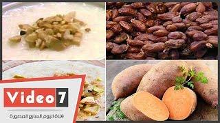 بالفيديو.. الأرز باللبن والبطاطا والعسل والبلح والشاى والبليلة أبرز الأكلات الشتوية للحيوانات