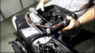 Motohooligan V-Rod Super Intake Installation Video