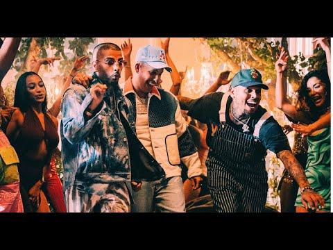 Rvssian, Rauw Alejandro & Chris Brown - Nostalgico