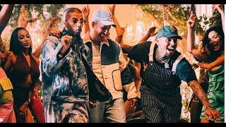 Rvssian, Rauw Alejandro & Chris Brown — Nostálgico ( )