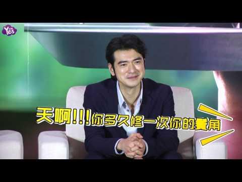 台韩男神大比拼 孔刘V.S金城武
