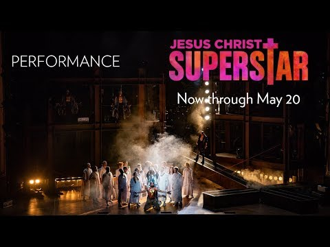 """Superstar"": Ryan Shaw and Cast - JESUS CHRIST SUPERSTAR // Now through May 20"