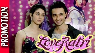 Latest Bollywood News - Loveratri Team Promotion At R D National College - Bollywood Gossip 2018