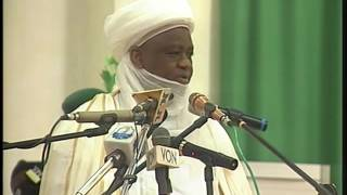 VP At 10th Anniversary of Sultan Ascension to The Throne