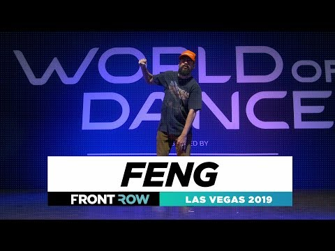 Feng | FRONTROW | World of Dance Las Vegas 2019 | #WODLV19