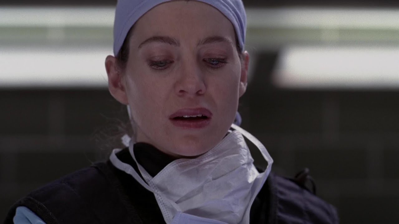 Bomb Scene - Grey\'s Anatomy (Season 2 Episode 17), \