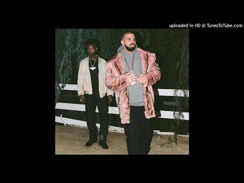 Drake - Sneakin' ft. 21 Savage (Official Instrumental)