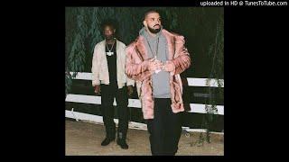 Drake - Sneakin' ft. 21 Savage (Official Instrumental)