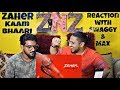 Zaher | Kaam Bhaari | Reaction Video | Swaggy | SQuaD ZNZ