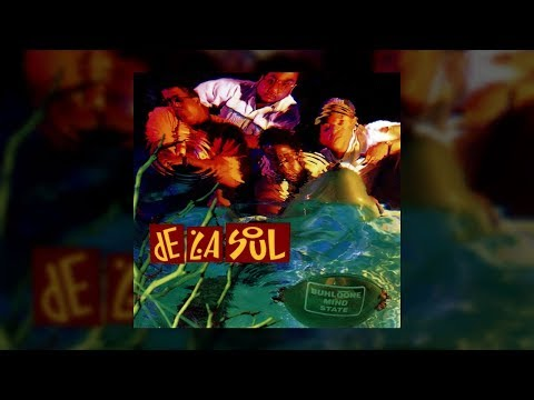 De La Soul | Buhloone Mindstate (FULL ALBUM) [HQ]