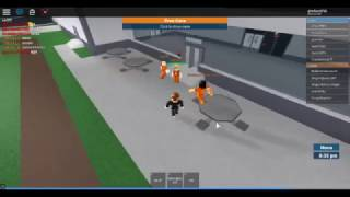 Roblox Prision Life v2.0  A SECRET FOUND