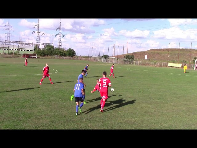 AFC UTA ARAD - CS PĂULIȘANA PĂULIȘ 6-0