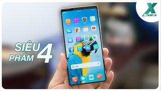 (Đây) SIÊU PHẨM B** 4 CHÍNH THỨC (và) iPhone 12 LiDAR (...)