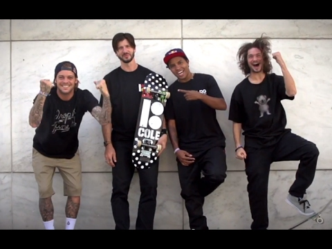BEST OF PRO SKATERS