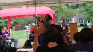 Lady Denesha Crockett @ WOW EVENT (part1)