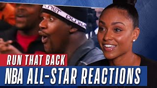 Funniest Player Reactions of NBA All-Star Weekend