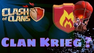 Clash of Clans Deutsch #157 Handy wann ist wieder Clan Krieg ?
