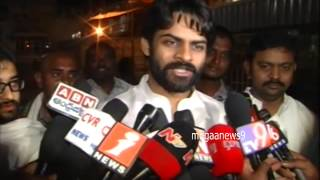 Sai Dharam Tej comments on Thamma reddy Bharadwaj