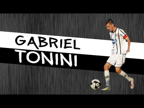 Gabriel Tonini - Bragantino - 2018
