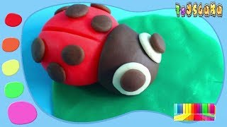 Making Play Doh Toys For Kids | Colors Clay Toys For Children | Video For Kid #03