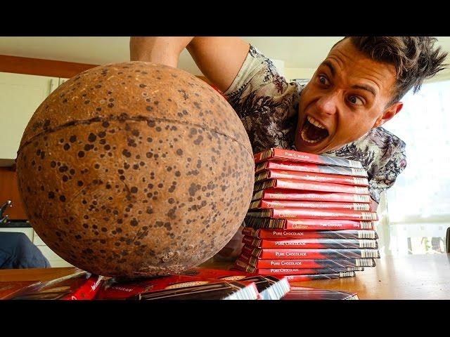 MEGA CHOCOLADE VUIST MAKEN! - JOHNQUOTE