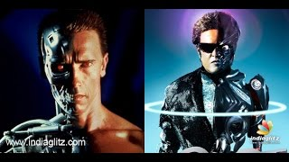 Terminator Arnold with Rajinikanth in Enthiran 2 ? | Shankar New Movie