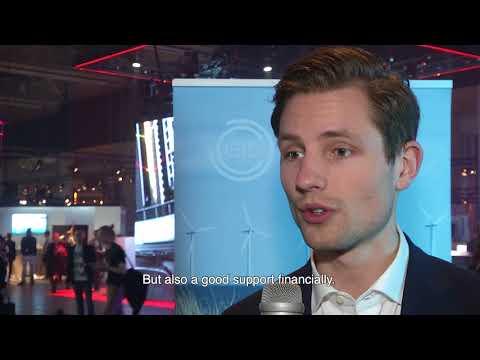#CKICSLUSH Niklas Johansson, CEO, Aqua Robur Technologies